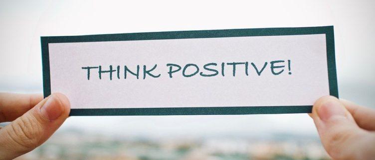 13 tips om positief te denken